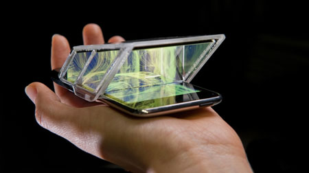 Biến iPhone thành rạp chiếu phim 3D