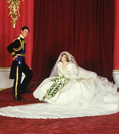 Tổng chi phí cho lễ cưới của Thái tử Charles và Diana năm 1981 là 30 triệu Bảng.
