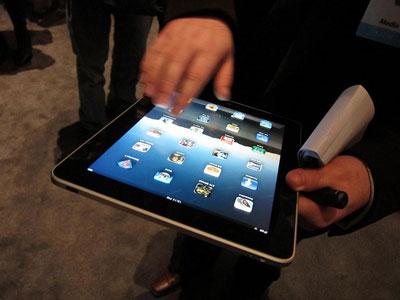 iPad được kỳ vọng sẽ có 2 camera trước và sau.
