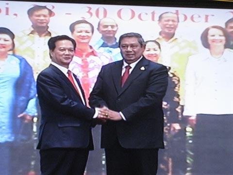 Thủ tướng Nguyễn Tấn Dũng được báo chí Nhật Bản ca ngợi có nhiều quyết sách quan trọng trong vai trò chủ tịch ASEAN